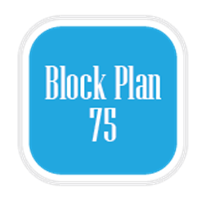 Commuters: Block Plan 75
